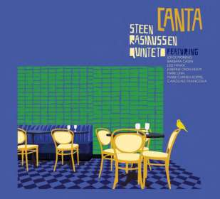 Steen Rasmussen: Canta, CD
