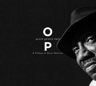 Alvin Queen (geb. 1950): OP - A Tribute To Oscar Peterson, CD