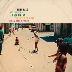 Cuban Jazz Report: Cuban Jazz Report, CD