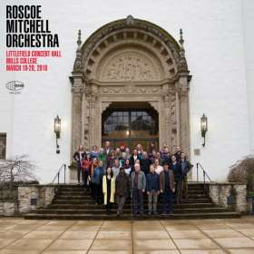 Roscoe Mitchell (geb. 1940): Littlefield Concert Hall Mills College, CD
