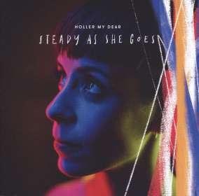 Holler My Dear: Steady As She Goes, CD