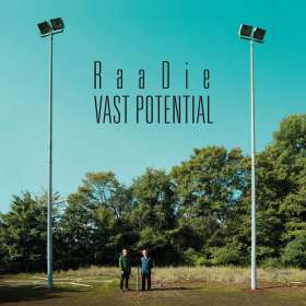 Raadie: Vast Potential, CD