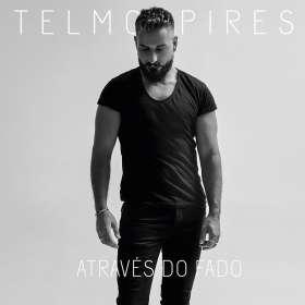 Telmo Pires: Através Do Fado, CD
