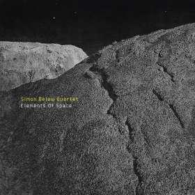 Simon Below: Elements of Space, CD