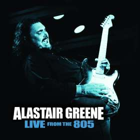 Alastair Greene: Live From The 805, 2 CDs