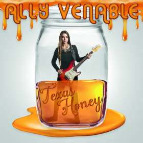 Ally Venable: Texas Honey, CD