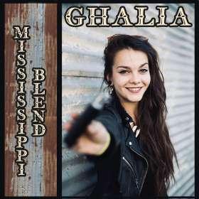 Ghalia (Ghalia Vauthier): Mississippi Blend, CD