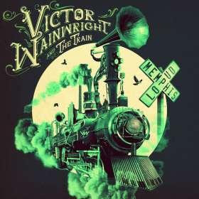 Victor Wainwright: Memphis Loud, CD