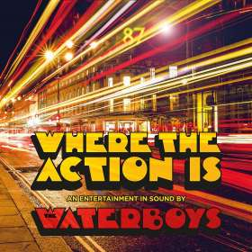 The Waterboys: Where The Action Is, CD