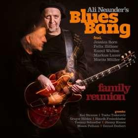 Ali Neander: Family Reunion, CD