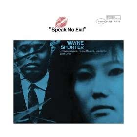 Wayne Shorter (geb. 1933): Speak No Evil (Rudy Van Gelder Remasters), CD