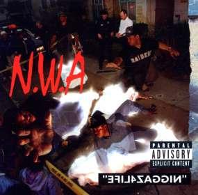 N.W.A: Efil4zaggin, CD