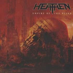 Heathen: Empire Of The Blind, CD