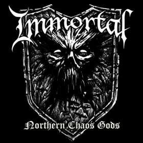 Immortal: Northern Chaos Gods, CD