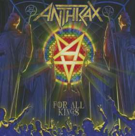 Anthrax: For All Kings, CD