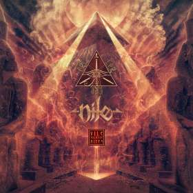 Nile: Vile Nilotic Rites (Limited Edition), CD