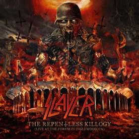 Slayer: The Repentless Killogy (Live At The Forum In Inglewood, CA), CD