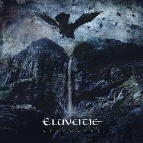 Eluveitie: Ategnatos (Limited-CD-Digibook), CD
