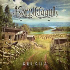 Korpiklaani: Kulkija (Limited-Edition), CD