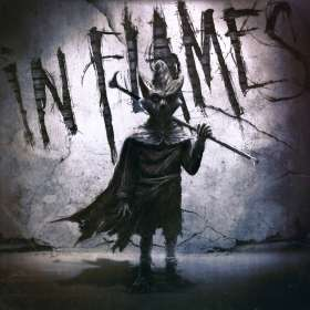 In Flames: I, The Mask, CD
