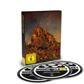 Opeth: Garden Of The Titans (Live At Red Rocks Amphitheater 2017), DVD
