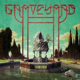 Graveyard: Peace, CD