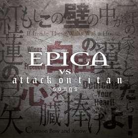 Epica: Epica vs. Attack On Titan Songs, CD