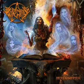 Burning Witches: Hexenhammer (Limited-Edition), CD