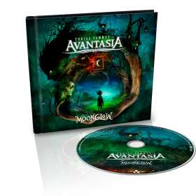 Avantasia: Moonglow (Digibook), CD