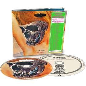 Kadavar: Rough Times + Live in Copenhagen (Tour-Edition), 2 CDs
