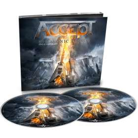 Accept: Symphonic Terror-Live at Wacken 2017, 2 CDs