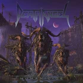 Death Angel: Humanicide, CD