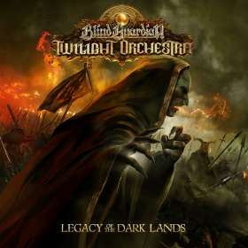 Blind Guardian: Legacy Of The Dark Lands, CD