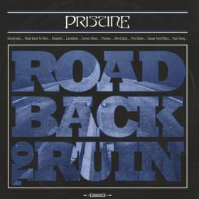 Pristine (Norwegen): Road Back To Ruin, CD