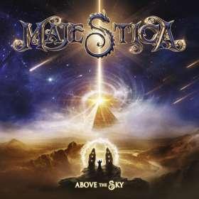 Majestica: Above the Sky, CD