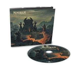 Memoriam: Requiem for Mankind, CD