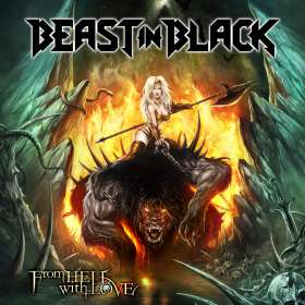 Beast In Black: From Hell with Love, 2 LPs