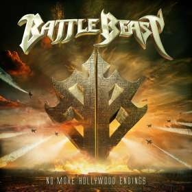 Battle Beast: No More Hollywood Endings, CD