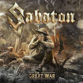 Sabaton: The Great War (Standard-Edition), CD