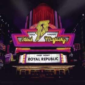Royal Republic: Club Majesty, CD