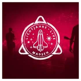 Madsen: Lichtjahre Live, CD