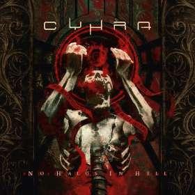 Cyhra: No Halos In Hell, CD