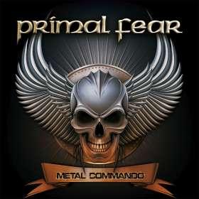 Primal Fear: Metal Commando, CD