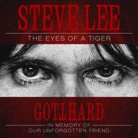 Gotthard: Steve Lee: The Eyes Of A Tiger, CD
