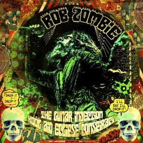 Rob Zombie: The Lunar Injection Kool Aid Eclipse Conspiracy, CD
