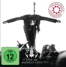 Lacrimosa: Live in Mexico City (2CD + DVD), 2 CDs