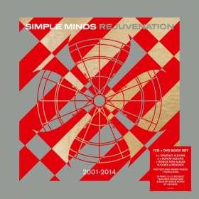 Simple Minds: Rejuvenation 2001-2014 (7CD+DVD-Set), 7 CDs