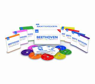 Ludwig van Beethoven (1770-1827): Beethoven Complete Edition (Naxos 2019), CD