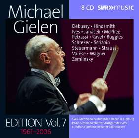 Michael Gielen - Edition Vol.7, 8 CDs