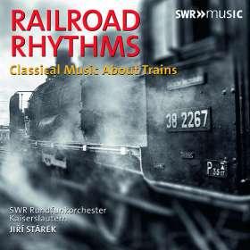 SWR Rundfunkorchester Kaiserslautern - Railroad Rhythms, CD